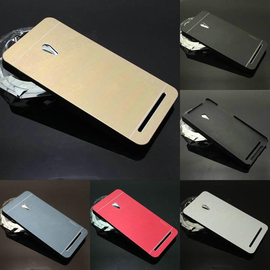 big sale 30807 390f9 Asus Zenfone Go C 2 Laser 5 Lite 6 5.0 5.5 Selfie MOTOMO Metal Case