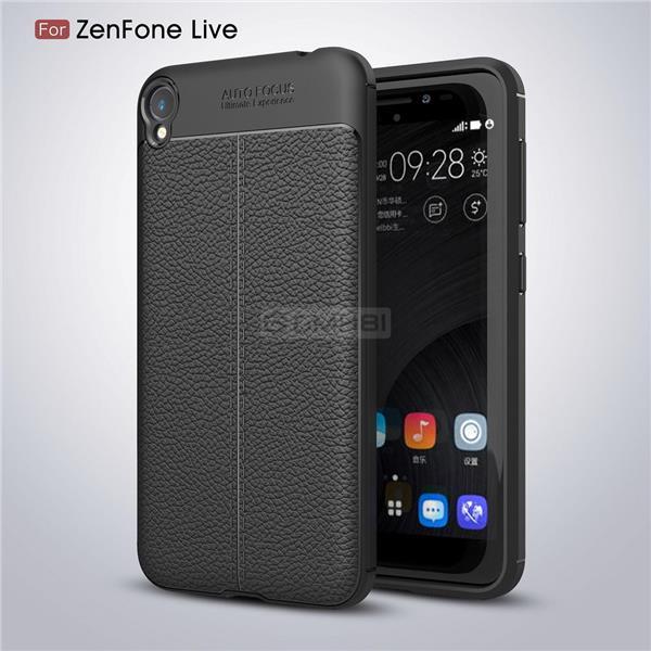 los angeles 61fa4 706ff Asus Zenfone Live ZB501KL LYCHEE Rugged Tough TPU Bumper Cover Case