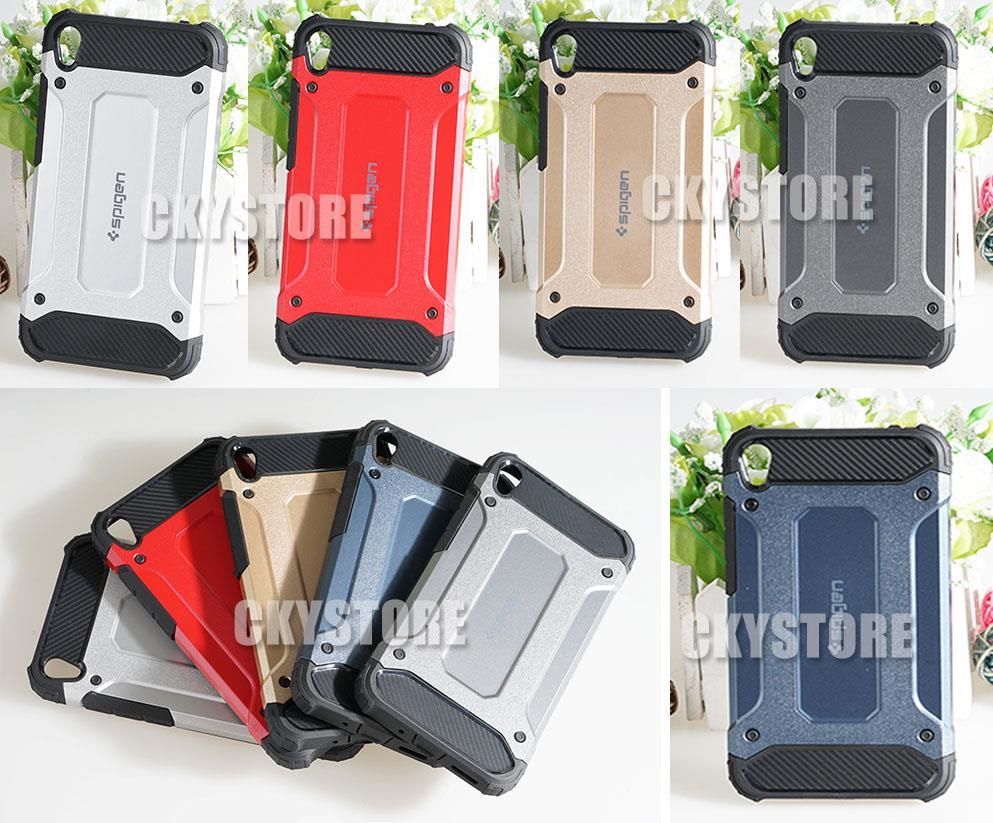 timeless design d99a6 c1537 Asus Zenfone Live ZB501KL SPIGEN CUSHION TOUGH Case