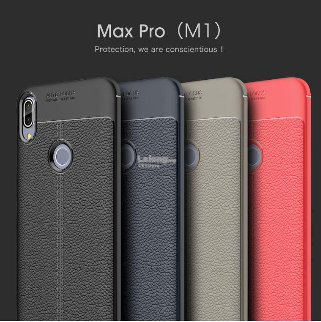 buy online caf6a 70a86 Asus Zenfone Max Pro (M1) ZB601KL Anti-fingerprint Shockproof TPU Case