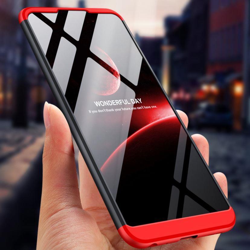 detailed look 5e292 7e709 Asus Zenfone Max Pro M2 ZB631KL GKK 360 Full Protection Case Cover