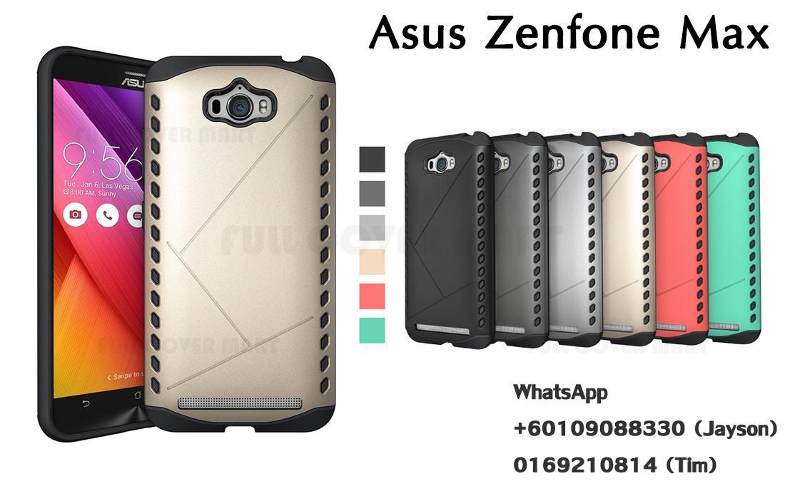 size 40 9fad3 25692 Asus Zenfone Max Tough Shield Armor Case Cover