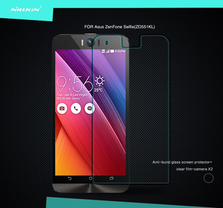 Asus Zenfone Selfie ZD551KL Nillkin Anti Explosion H Tempered Glass