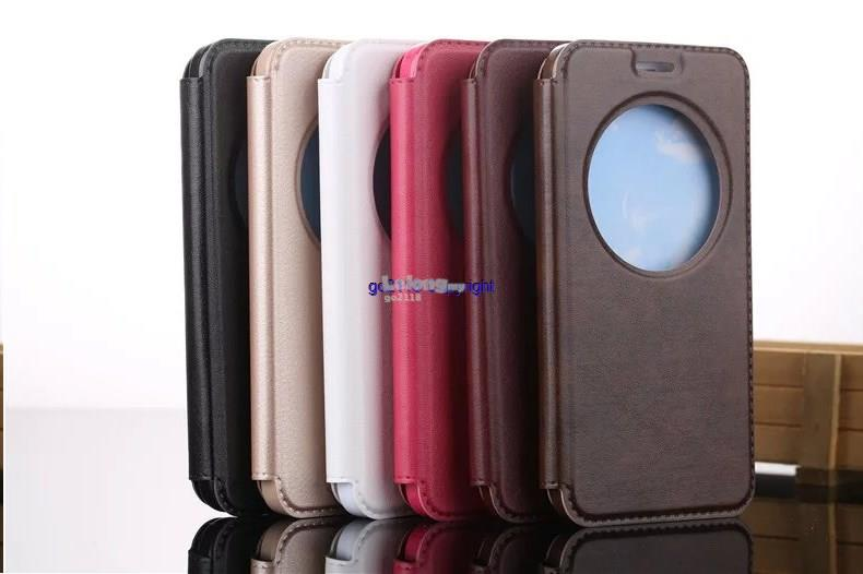 Asus Zenfone Go ZC500TG flip case cover casing leather
