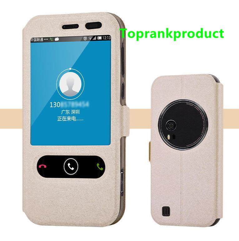 factory price 702df 0bd2c Asus ZenFone Zoom ZX551ML Flip Stand Case Cover Casing + Free Gift
