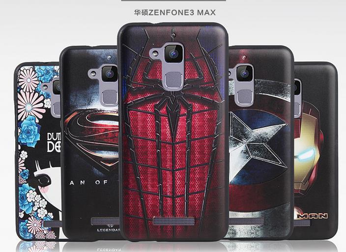 buy popular 66ef5 ec147 ASUS Zenfone3 Zenfone 3 Max ZC520TL 5.2 Back Case Cover Casing