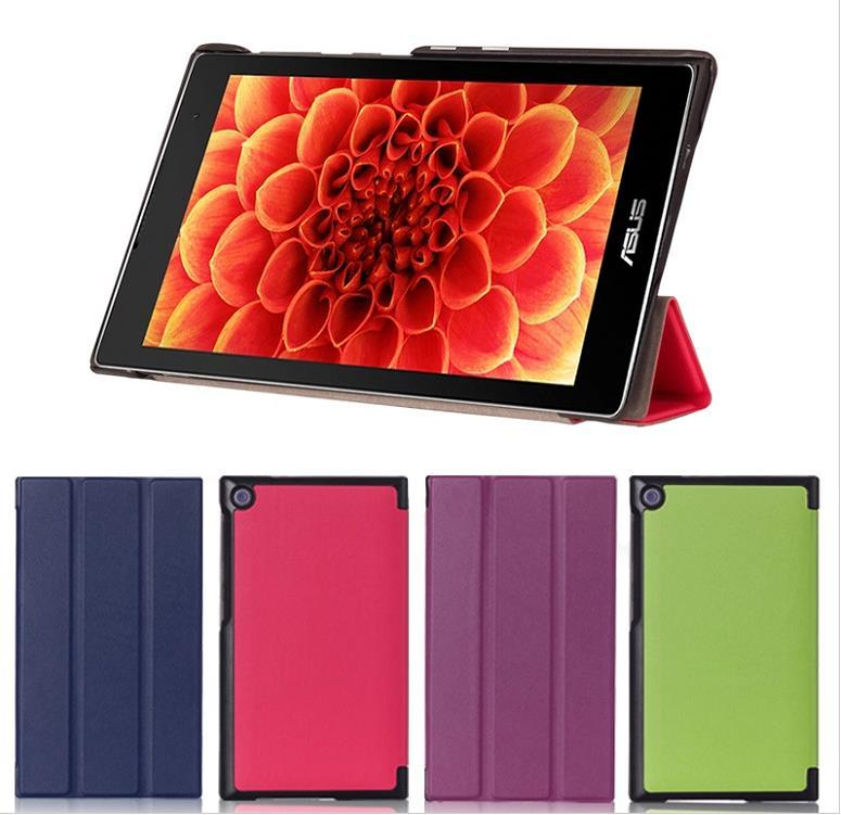 newest collection f8393 609dd Asus Zenpad C 7.0 Z170CG Flip Case Cover Casing +Free Gifts