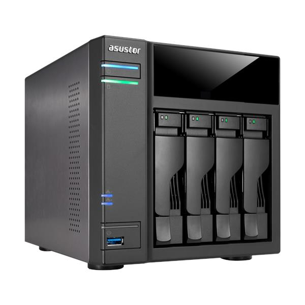 ASUSTOR AS6104T 4Bay Diskless NAS