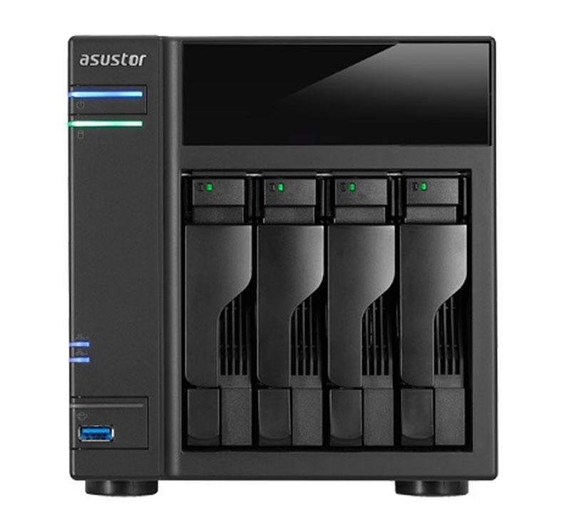 Asustor AS6204T 4-Bay NAS Storage