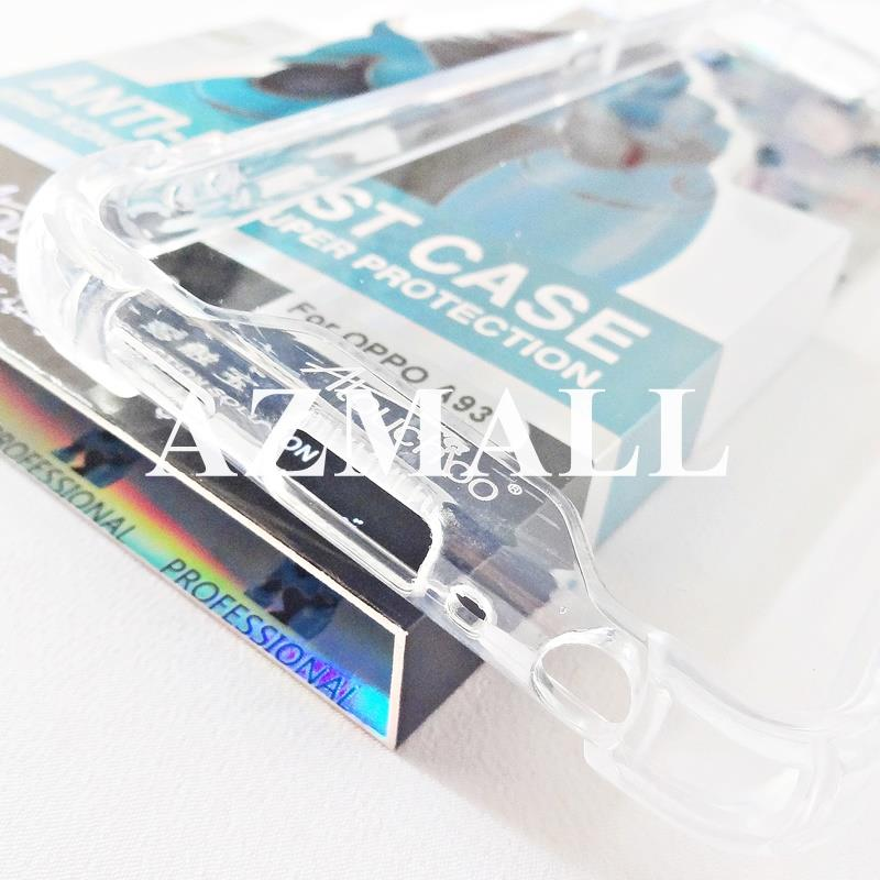 ATB Anti BURST DROP Shockproof TPU Case Oppo A93 / A73 ~CLEAR