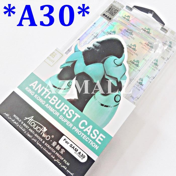 ATB Anti BURST DROP Shockproof TPU Case Samsung Galaxy A30 / A305F