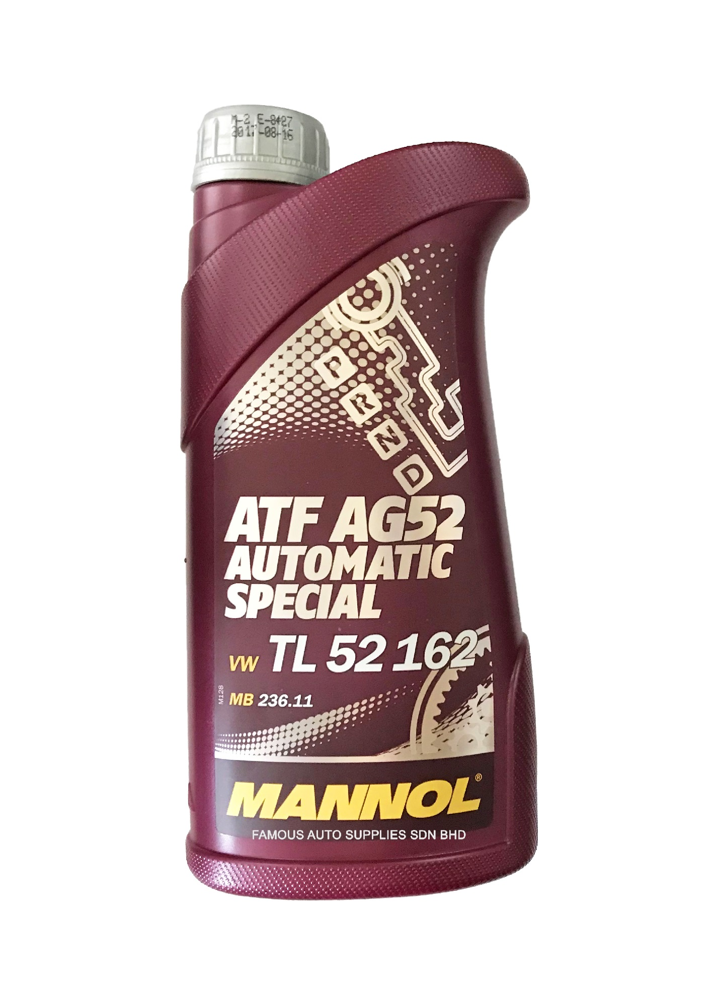 ATF 5HP Auto Transmission Fluid 1L For Mercedes Peugeot Citroen