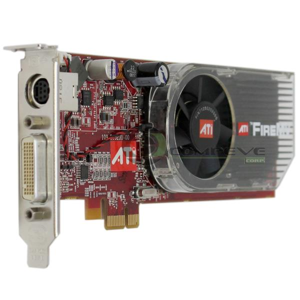 ATI FireMV 2250 256MB DDR2 128bit DMS-59 TV-Out Graphic Card