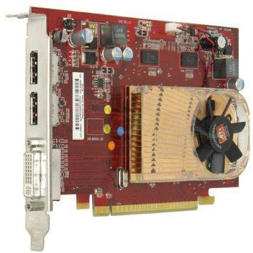 ATI Radeon HD 4650 1GB 128-bit DDR2 AGP PCI-E Video Card HD4650 g