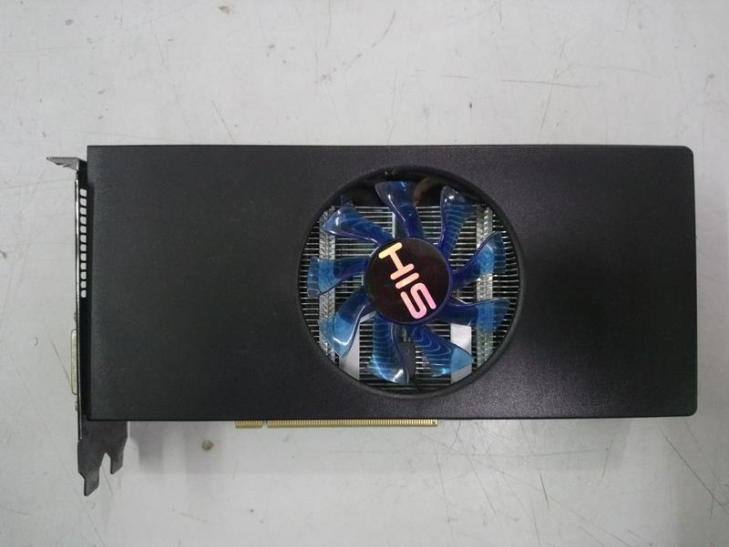 HIS ATI Radeon HD6850 1GB DDR5 PCI-E Graphic Card 110717