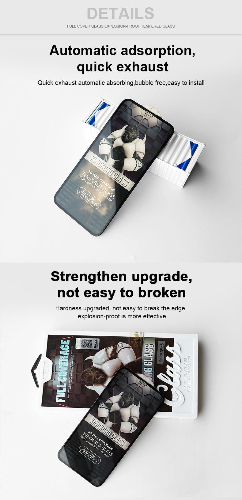 Protector for Xiaomi Redmi Note 4 Antigores . Source · Atouchbo Kingkong Iphone .