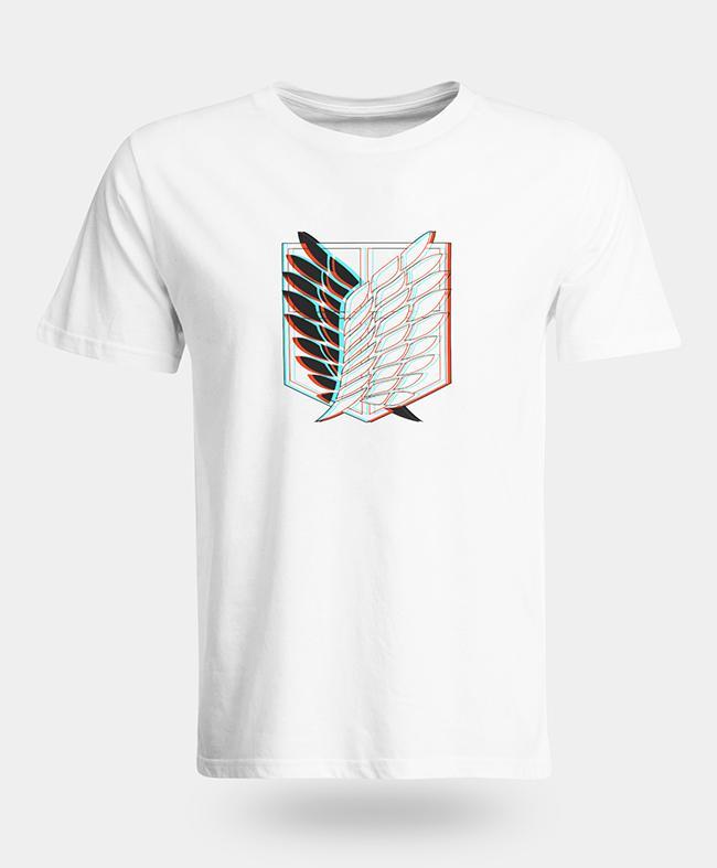 3d effect t shirt
