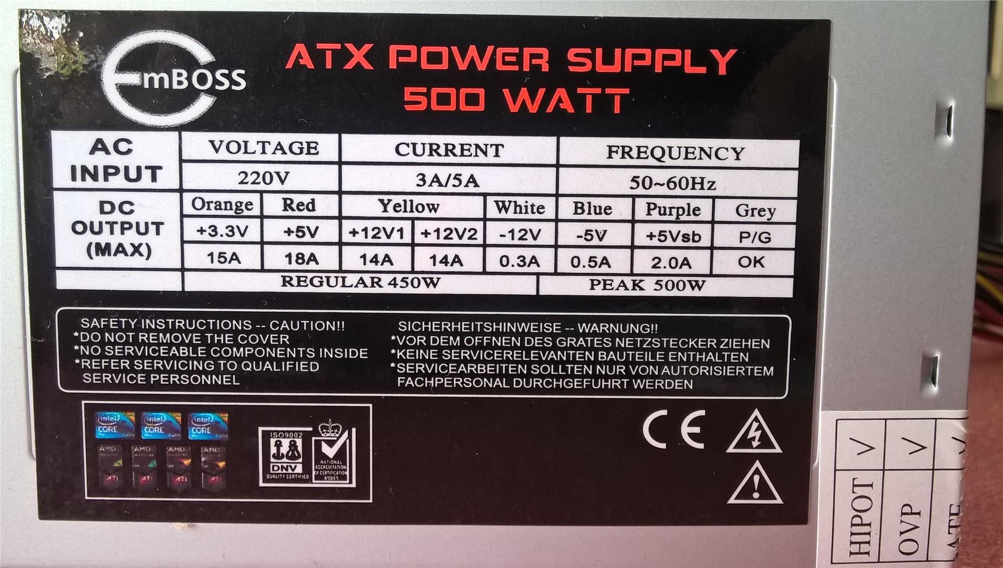 Awesome Power Supply Pinouts Ideas - Everything You Need to Know ...