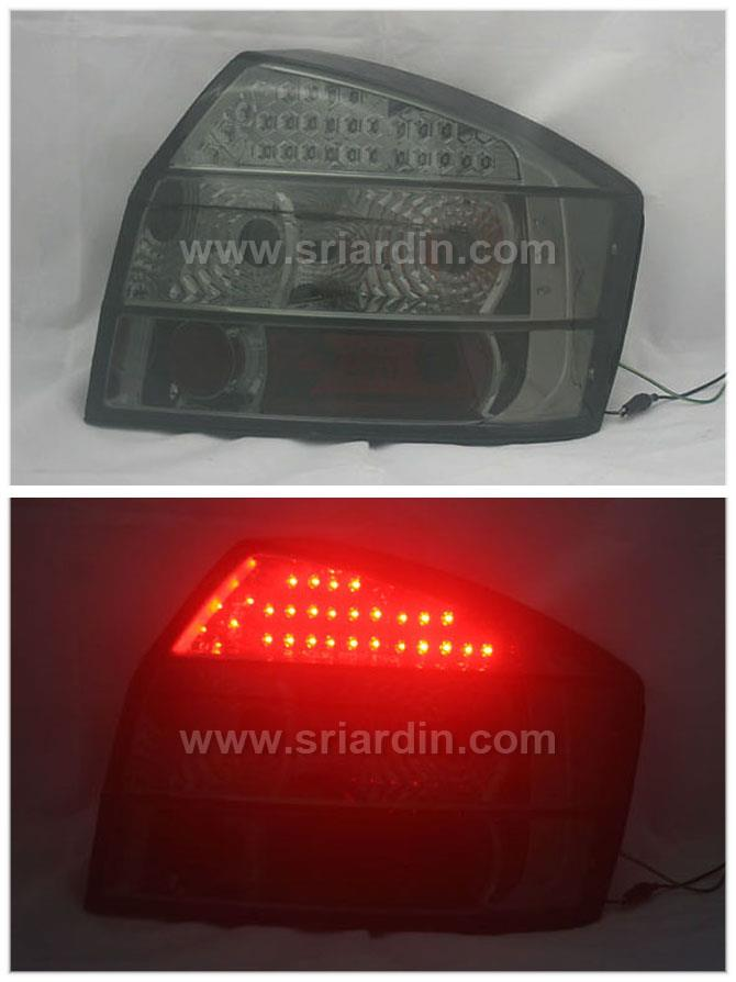 AUDI A4 B6 01-04 Smoke LED Tail Lamp
