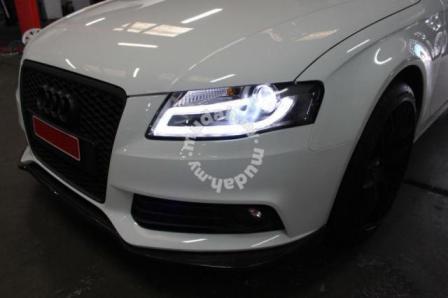 Audi A4 B8 08 12 Projector Head Lamp End 3192018 515 Pm