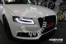 Audi A4 B8 Head Lamp Black Led Taiwa End 1232018 515 Pm