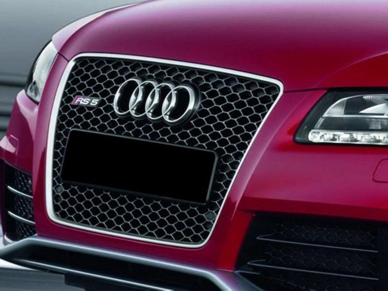 Audi A5 `08 Front Grille RS5 Style ABS