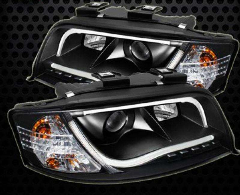 AUDI A6 '98-01 Projector Head Lamp Cool Starline Daylight R8