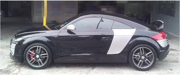 Audi tt 2008 for sale malaysia