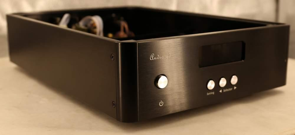 Audio-GD D-57 D57 (ES9028Pro x2) Dedicated Discrete Fully Balanced DAC