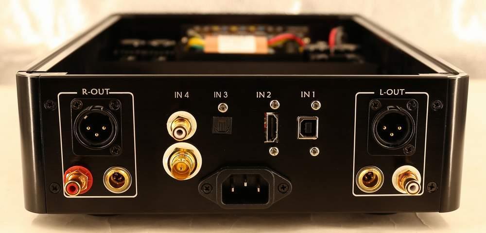 Audio-GD D-77 / D77 Dual ES9038Pro +FPGA Fully Balanced DAC