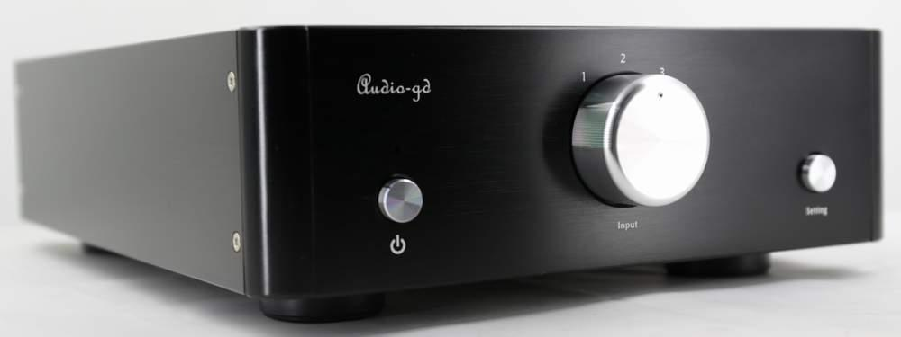 Audio-gd DAC 19 (2016) Single Ended DAC (PCM1704)