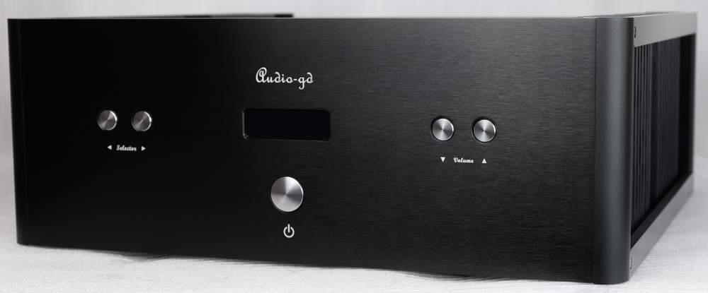 Audio-GD Master 10 (2015 Edit) Real Balanced ACSS Integrated Power Amp