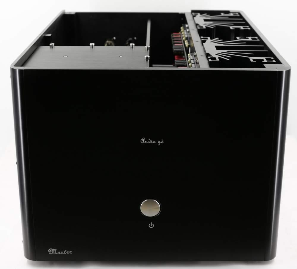 Audio-GD Master-2H | Master 2H Real Balanced ACSS Mono Power Amp