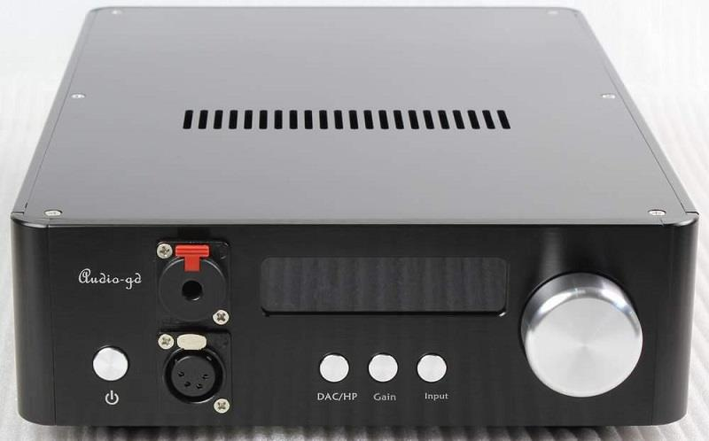 Audio-GD NFB29.38 Discrete  DAC/Headphone amplifier/Preamplifier
