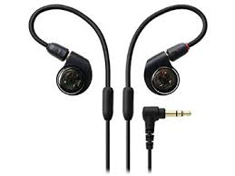 AUDIO-TECHNICA WIRED EARSET (ATH-E40)