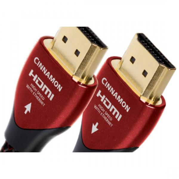Audioquest Cinnamon 3M 4K HDMI Cable