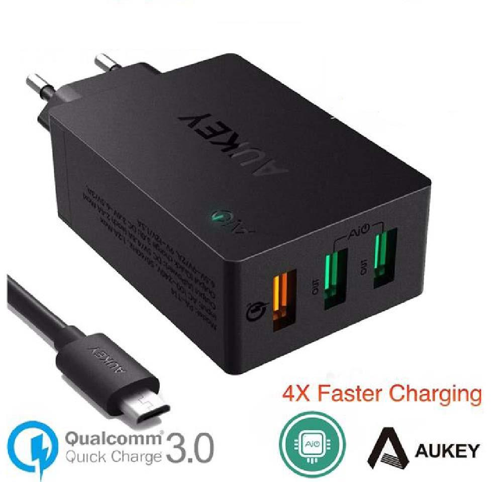 Aukey 3 Port Usb Qualcomm Quick Char End 6 20 2018 9 15 Pm