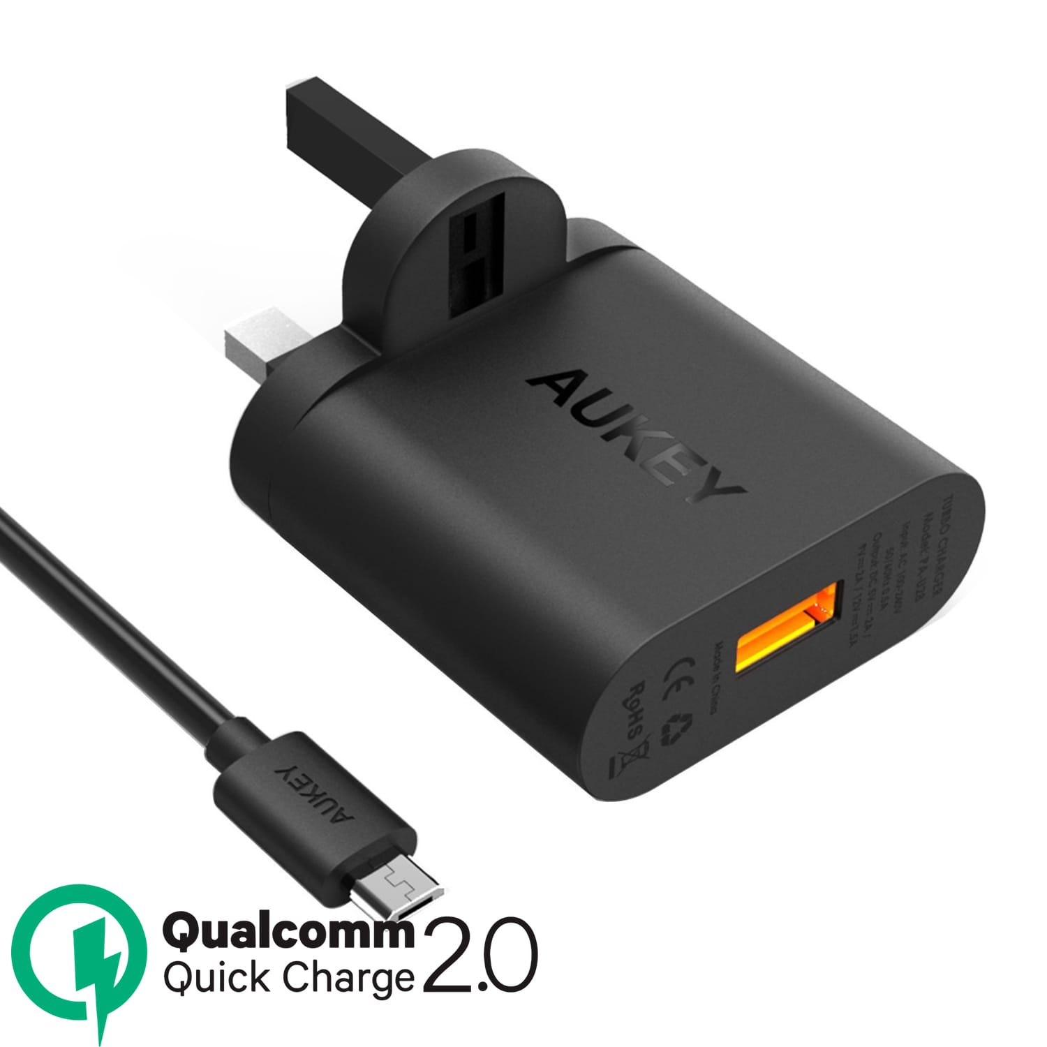 Aukey Car Battery Charger
