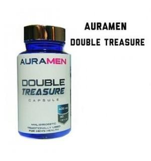 Auramen Capsule Double Treasure for Men Whitening Skin & Health