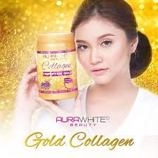 AURAWHITE Beauty Gold Collagen (ORIGINAL)