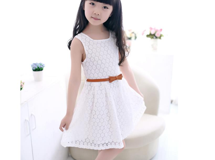 Aurora 2201 Baby Dress 1 7 Years Old Flower Princesss Party
