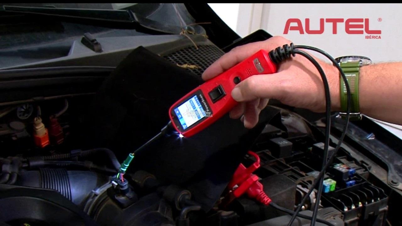Autel PowerScan PS100 Electrical System Circuit Tester 12V/24V