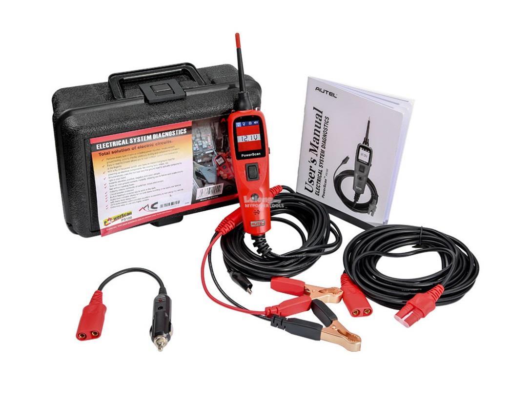 Autel Ps100 Powerscan Car Circuit End 11 29 2018 1115 Pm Continuity Tester Automotive Electrical Fuse Etc Diagnostic