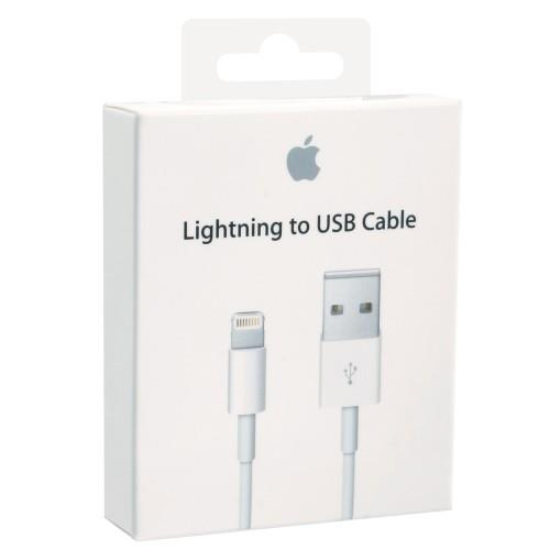 Authentic Apple Lightning to USB Cable (1m) iPhone 6 6S 7 8 Plus iPad