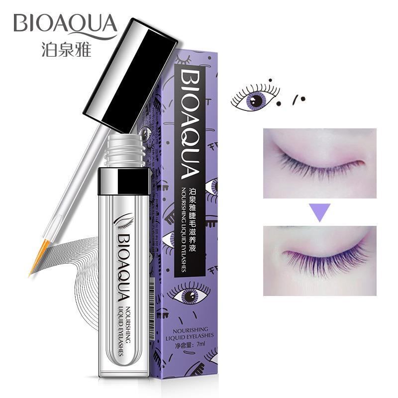 Best Eyelash Growth Serum 2020.Authentic Bioaqua Eyelash Eyebrow Enhancing Serum 7ml
