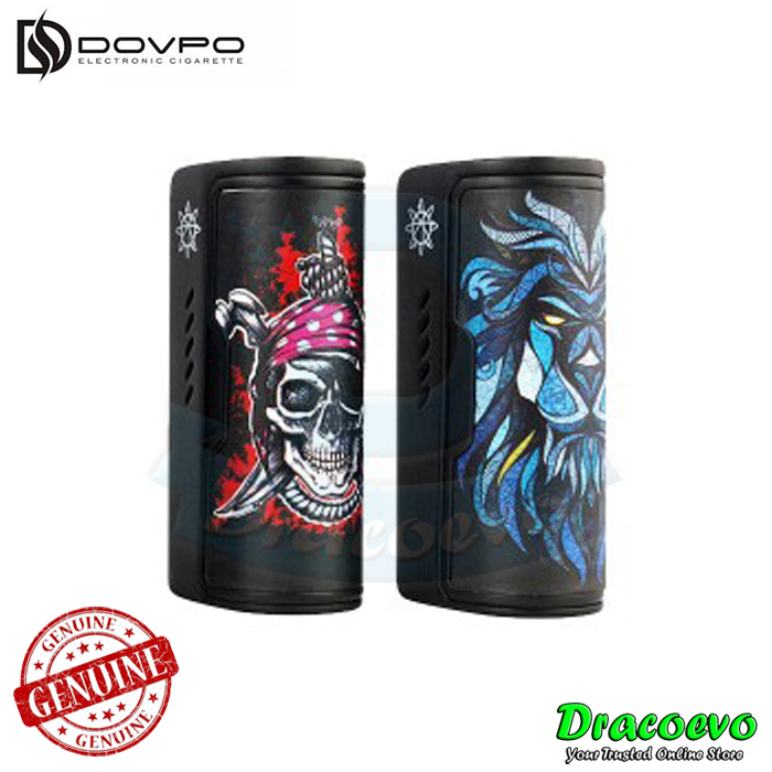 Authentic Dovpo Rogue 100W Box Mod