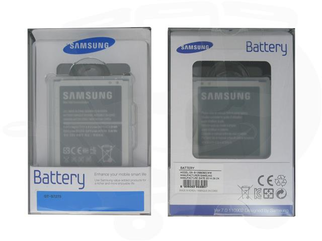 Authentic Genuine Battery B105BE Samsung Galaxy Ace 3 S7275 S7275R NFC