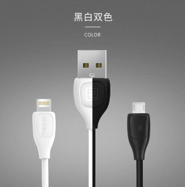 Authentic REMAX RC-050t LESU 2in1 Cable Lightning+ Micro USB ~2 Meter