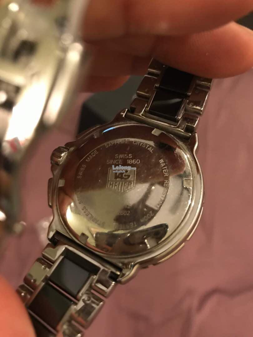 Authentic TAG HEUER FORMULA 1