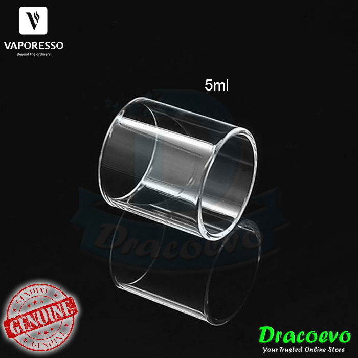 Authentic Vaporesso NRG Replacement Glass Tube 5ml